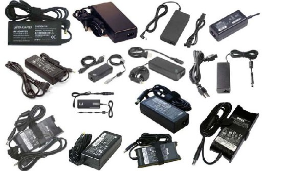 Image result for laptop adapter and battery
